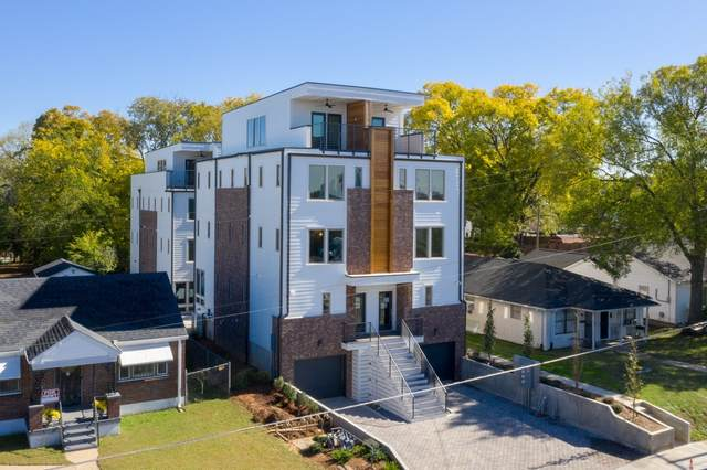 207B Neill Ave, Nashville, TN 37206 (MLS #RTC2172808) :: Village Real Estate