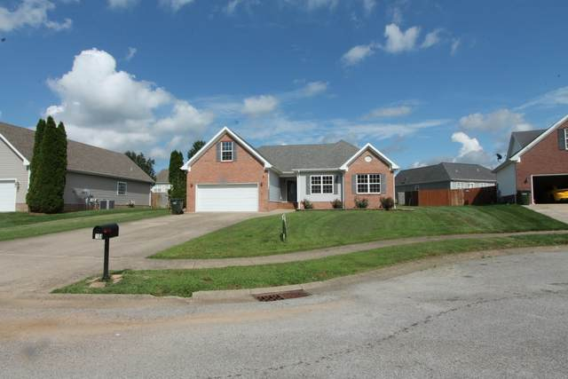 106 Lurlington Ct, Hopkinsville, KY 42240 (MLS #RTC2172837) :: Village Real Estate