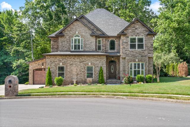 2531 Everwood Ct, Clarksville, TN 37043 (MLS #RTC2172858) :: Village Real Estate