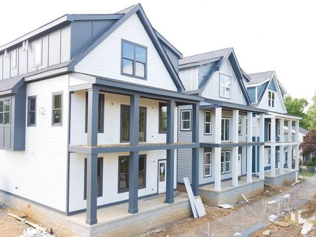 446 Becanni Lane #4, Nashville, TN 37209 (MLS #RTC2172907) :: Village Real Estate