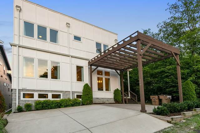 1007 9th Ave S, Nashville, TN 37203 (MLS #RTC2172948) :: Fridrich & Clark Realty, LLC
