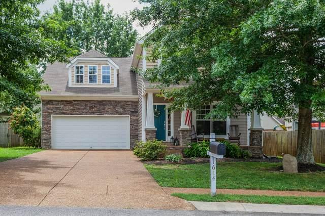 1614 Zurich Dr, Spring Hill, TN 37174 (MLS #RTC2172953) :: Village Real Estate