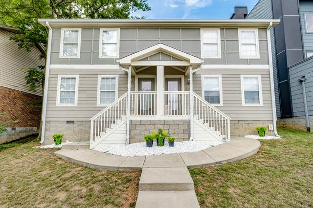 3308 Felicia St, Nashville, TN 37209 (MLS #RTC2172955) :: The Milam Group at Fridrich & Clark Realty