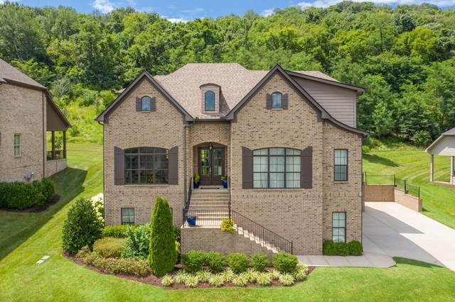 1641 Valle Verde Dr, Brentwood, TN 37027 (MLS #RTC2173144) :: Berkshire Hathaway HomeServices Woodmont Realty