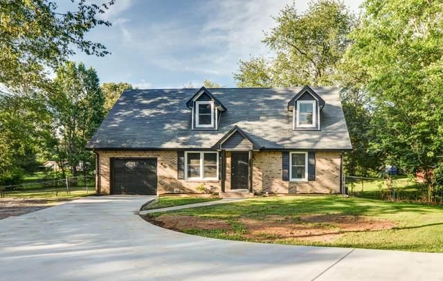 240 Maplewood Dr, Clarksville, TN 37042 (MLS #RTC2173304) :: Village Real Estate