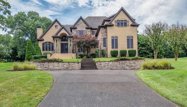 9201 Selkirk Ct, Brentwood, TN 37027 (MLS #RTC2173310) :: Team Wilson Real Estate Partners
