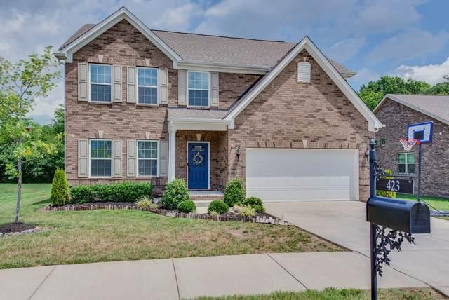 423 Goodman Dr, Gallatin, TN 37066 (MLS #RTC2173403) :: Village Real Estate