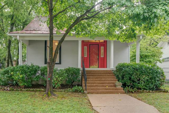 5103 Elkins Ave, Nashville, TN 37209 (MLS #RTC2173438) :: Village Real Estate