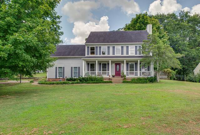 1233 Countryside Rd, Nolensville, TN 37135 (MLS #RTC2173758) :: Nashville on the Move