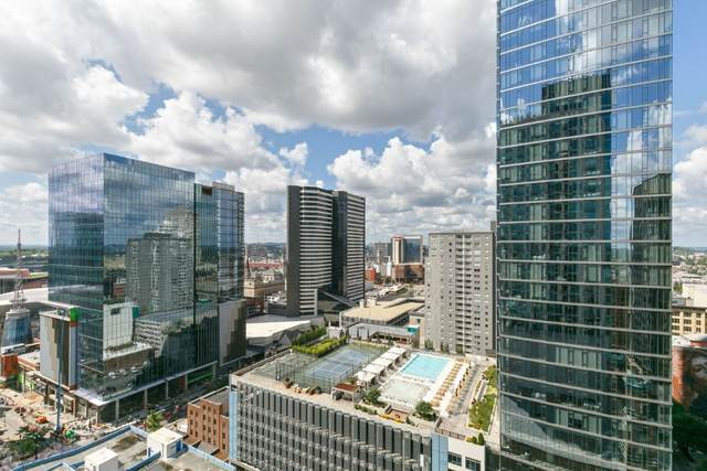 415 Church St #1806, Nashville, TN 37219 (MLS #RTC2173779) :: Armstrong Real Estate
