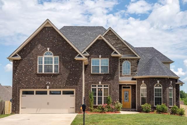 1205 Gardenia Ln, Clarksville, TN 37043 (MLS #RTC2173829) :: Village Real Estate