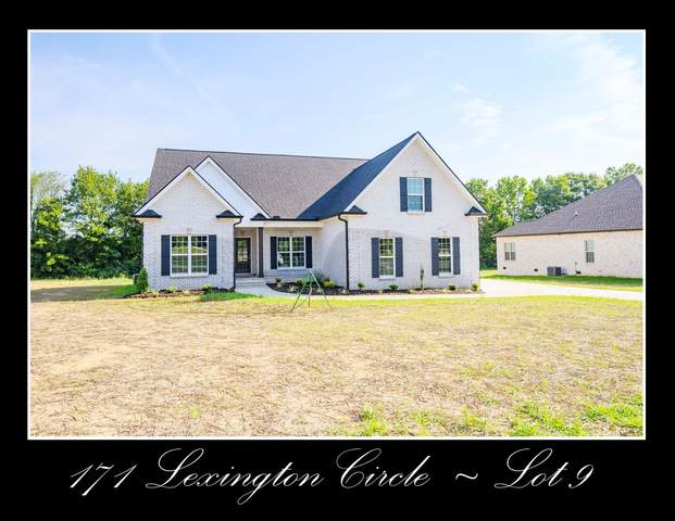 171 Lexington Circle, Manchester, TN 37355 (MLS #RTC2173838) :: Village Real Estate