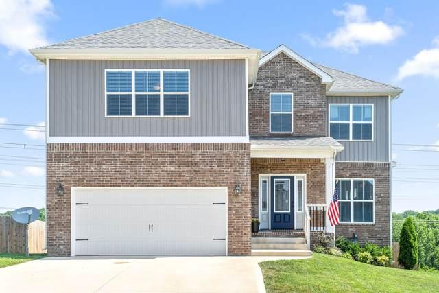 1029 Quiver Ln, Clarksville, TN 37043 (MLS #RTC2173887) :: Nashville on the Move