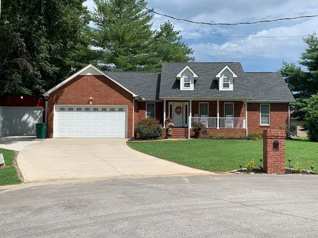 950 Country Estates Dr, Winchester, TN 37398 (MLS #RTC2173895) :: FYKES Realty Group