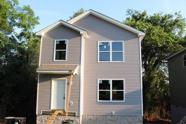 526 High St., Clarksville, TN 37040 (MLS #RTC2173901) :: Village Real Estate