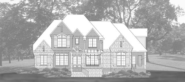 1588 Eastwood Dr, Lot 107, Brentwood, TN 37027 (MLS #RTC2173909) :: Nashville on the Move