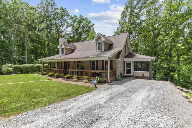 1095 Lakeview Dr, Smithville, TN 37166 (MLS #RTC2173929) :: Village Real Estate