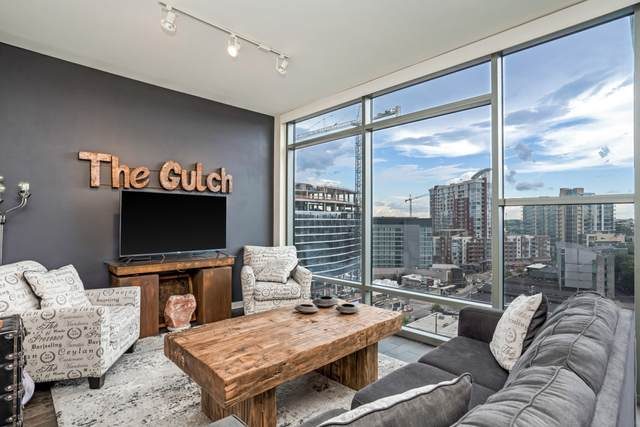 1212 Laurel St. #1011, Nashville, TN 37203 (MLS #RTC2174036) :: John Jones Real Estate LLC