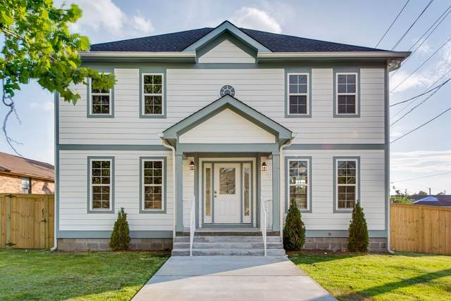 1517 14th Ave N., Nashville, TN 37208 (MLS #RTC2174051) :: Team Wilson Real Estate Partners