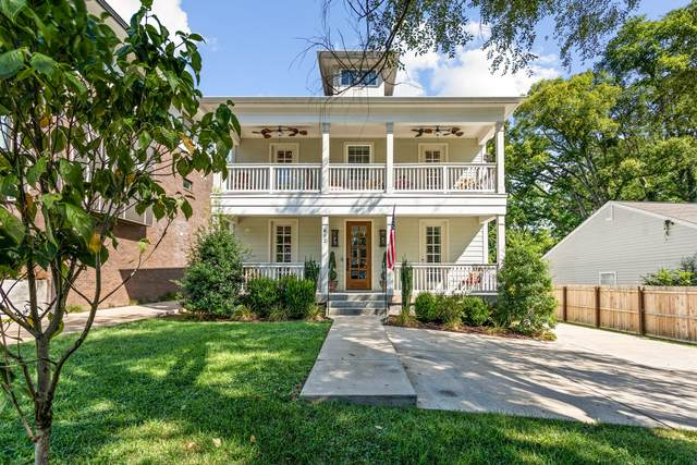 802 Montrose Ave, Nashville, TN 37204 (MLS #RTC2174059) :: Felts Partners
