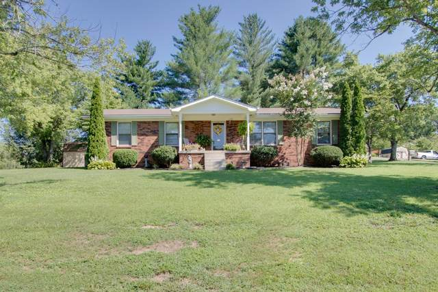 114 Sanders Dr, Brush Creek, TN 38547 (MLS #RTC2174141) :: Village Real Estate