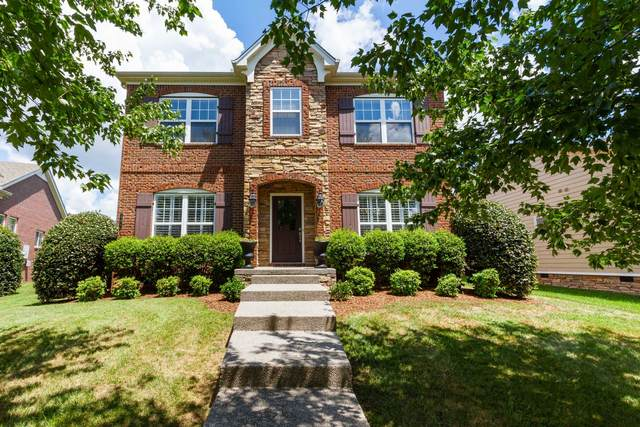 121 Selinawood Pl, Franklin, TN 37067 (MLS #RTC2174143) :: Nashville on the Move