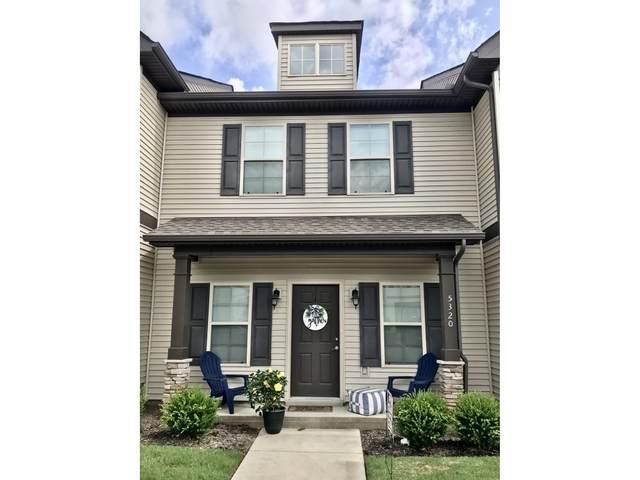 5320 Dan Post Way, Murfreesboro, TN 37128 (MLS #RTC2174146) :: Village Real Estate