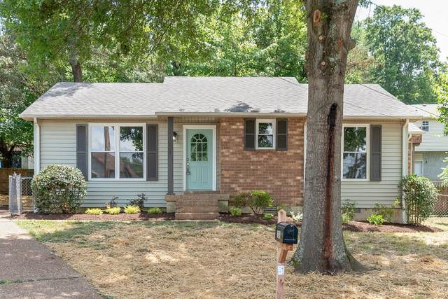 1024 Carriage Way Ct, Hermitage, TN 37076 (MLS #RTC2174155) :: Village Real Estate