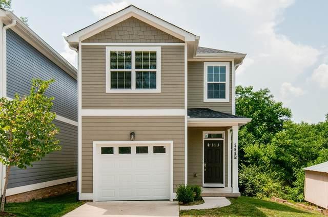 569B Stevenson St, Nashville, TN 37209 (MLS #RTC2174219) :: Village Real Estate