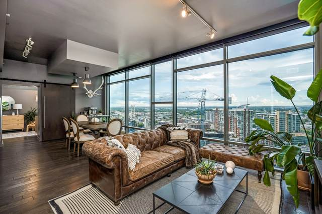 1212 Laurel St. #2203, Nashville, TN 37203 (MLS #RTC2174314) :: John Jones Real Estate LLC