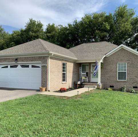 1634 London Dr, Columbia, TN 38401 (MLS #RTC2174321) :: FYKES Realty Group