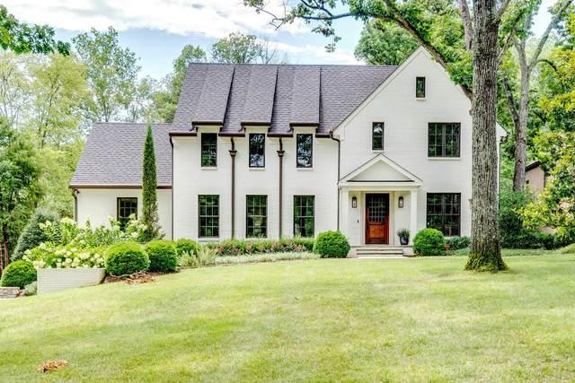 4405 Sunnybrook Dr, Nashville, TN 37205 (MLS #RTC2174427) :: RE/MAX Homes And Estates
