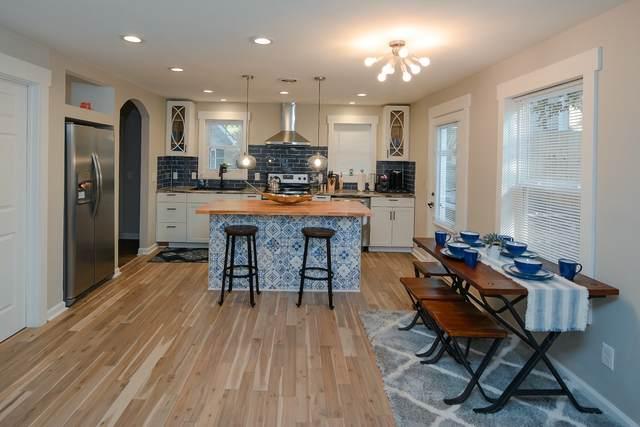 2318 Lloyd Ave, Nashville, TN 37218 (MLS #RTC2174509) :: Village Real Estate