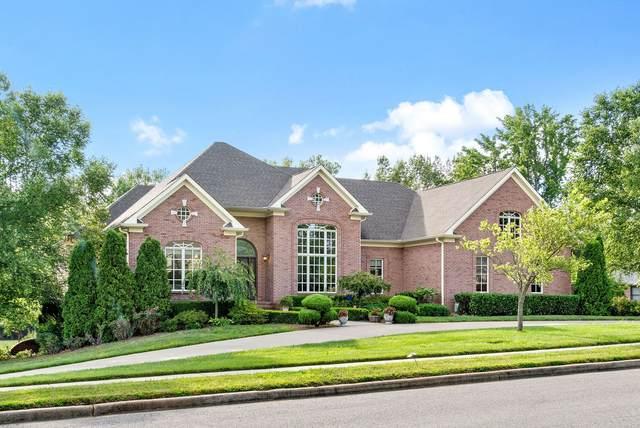 136 Danford Dr, Clarksville, TN 37043 (MLS #RTC2174569) :: Village Real Estate