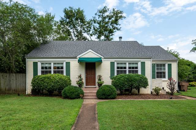 5548 Kendall Dr, Nashville, TN 37209 (MLS #RTC2174613) :: Ashley Claire Real Estate - Benchmark Realty