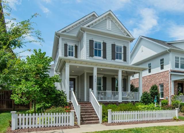 9124 Keats St, Franklin, TN 37064 (MLS #RTC2174632) :: Village Real Estate
