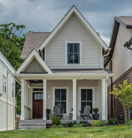 1013A Caldwell Ave, Nashville, TN 37204 (MLS #RTC2174641) :: Ashley Claire Real Estate - Benchmark Realty