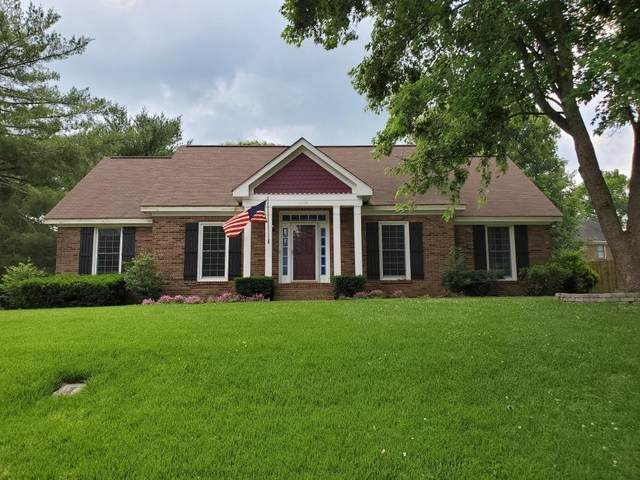 1409 Kinnard Dr, Franklin, TN 37064 (MLS #RTC2174686) :: FYKES Realty Group