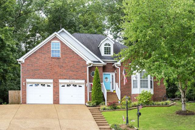 5504 Peninsula Park Lndg, Hermitage, TN 37076 (MLS #RTC2174687) :: The Huffaker Group of Keller Williams