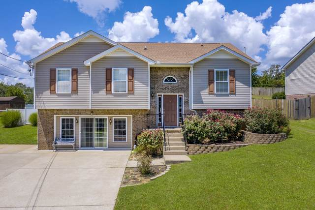 1468 Buchanon Dr, Clarksville, TN 37042 (MLS #RTC2174759) :: The Huffaker Group of Keller Williams