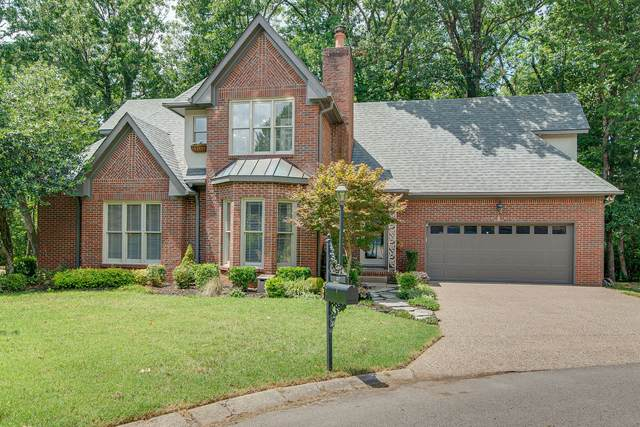 317 Ketch Cv, Hermitage, TN 37076 (MLS #RTC2174776) :: The Milam Group at Fridrich & Clark Realty