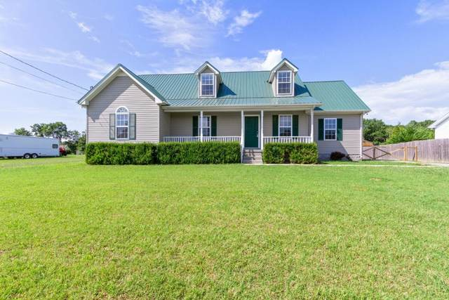 1207 Dellrose Dr, Bell Buckle, TN 37020 (MLS #RTC2174828) :: Nashville on the Move