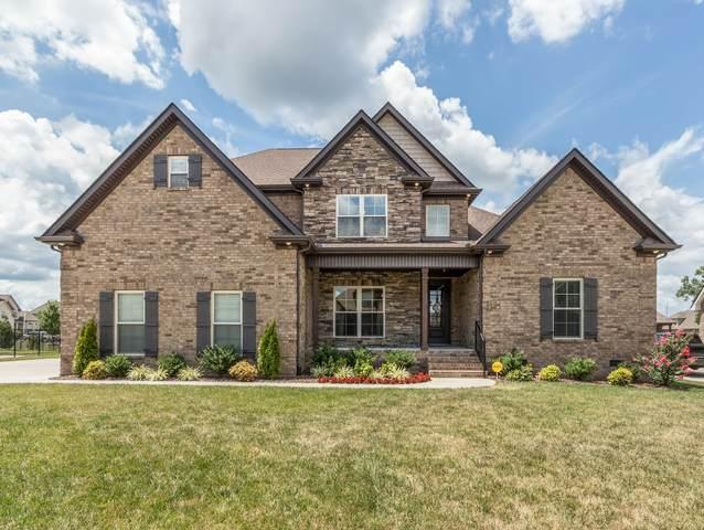 2828 Earline Way, Murfreesboro, TN 37128 (MLS #RTC2174928) :: Village Real Estate