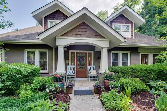 1205 Cedar Ln, Nashville, TN 37212 (MLS #RTC2174936) :: Village Real Estate