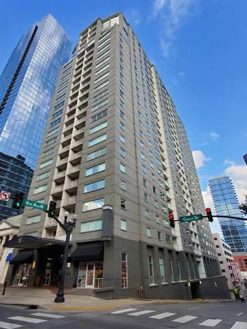 555 Church St #2206, Nashville, TN 37219 (MLS #RTC2174950) :: Ashley Claire Real Estate - Benchmark Realty