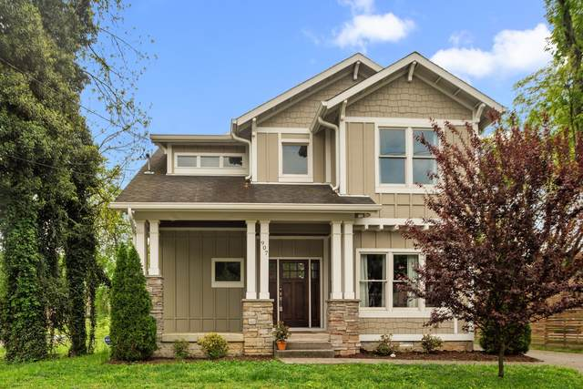 907 Wedgewood Ave, Nashville, TN 37203 (MLS #RTC2174968) :: Village Real Estate