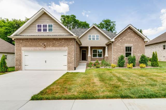 127 Odie Ray St, Gallatin, TN 37066 (MLS #RTC2174970) :: Nashville on the Move