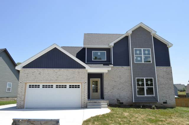 208 Ledina, Clarksville, TN 37043 (MLS #RTC2175002) :: Village Real Estate