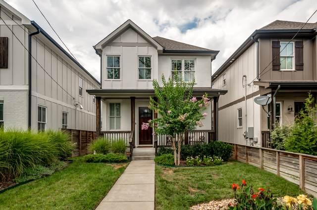 1520B Kirkwood Avenue, Nashville, TN 37212 (MLS #RTC2175003) :: FYKES Realty Group