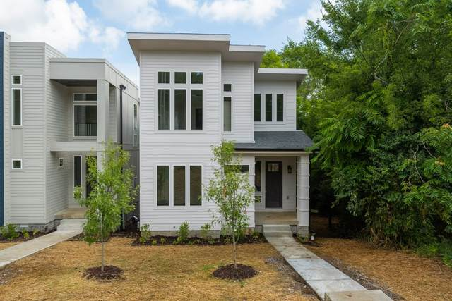 2814B Georgia Ave, Nashville, TN 37209 (MLS #RTC2175028) :: Village Real Estate